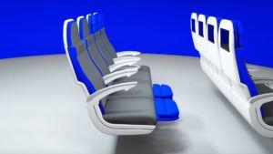 Joon, la línea aérea para millennials, ahora tiene asientos para niños