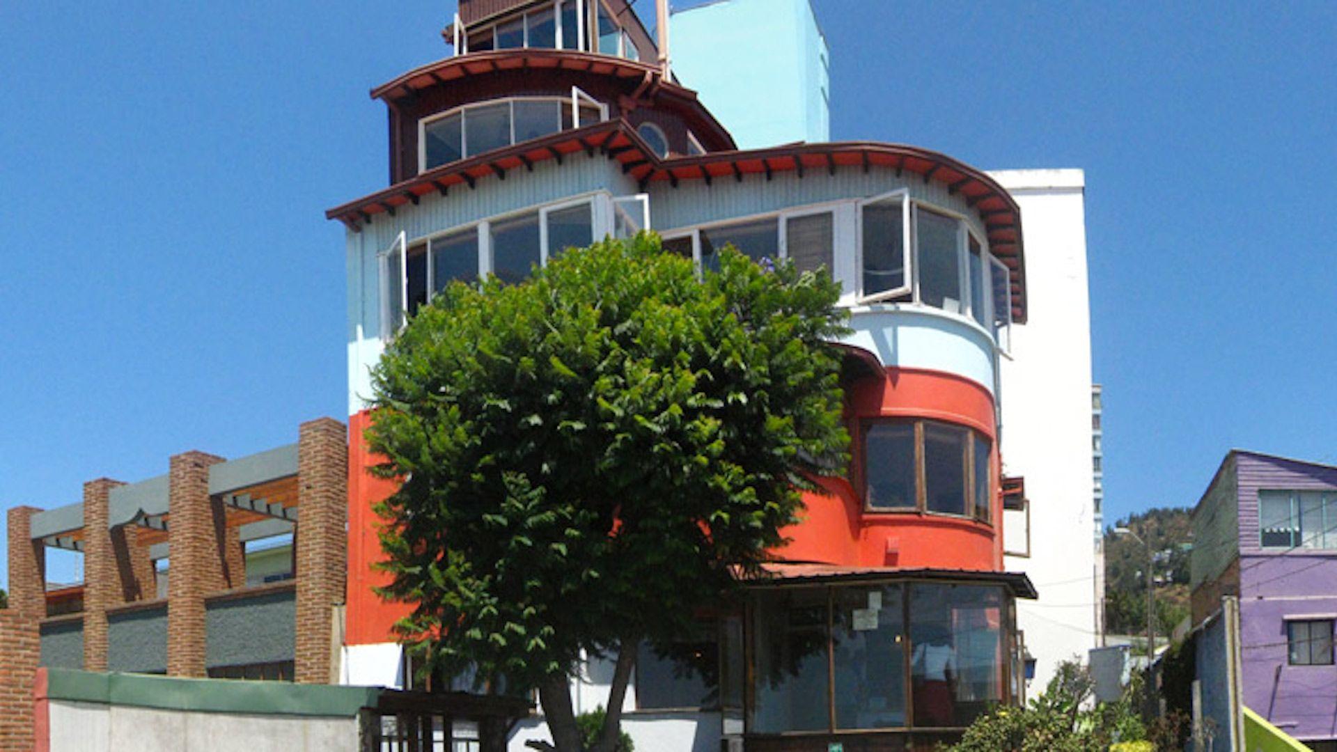 Las casas de Pablo Neruda para visitar en Chile