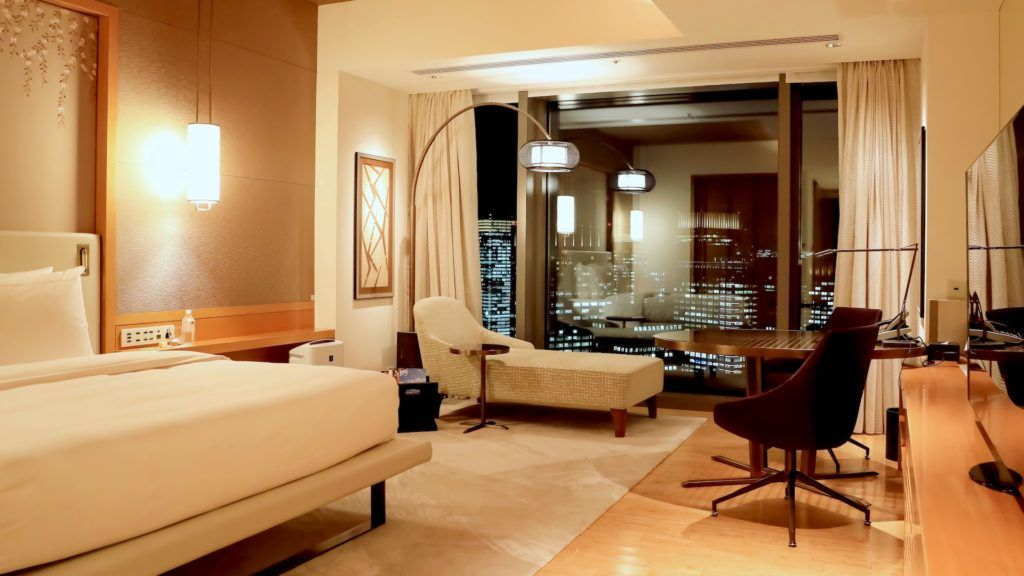 REVIEW Hotel Mandarin Oriental Tokio: las vistas no son el único lujo