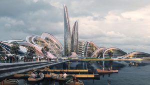 Así será la impresionante nueva ciudad inteligente cerca de Moscú