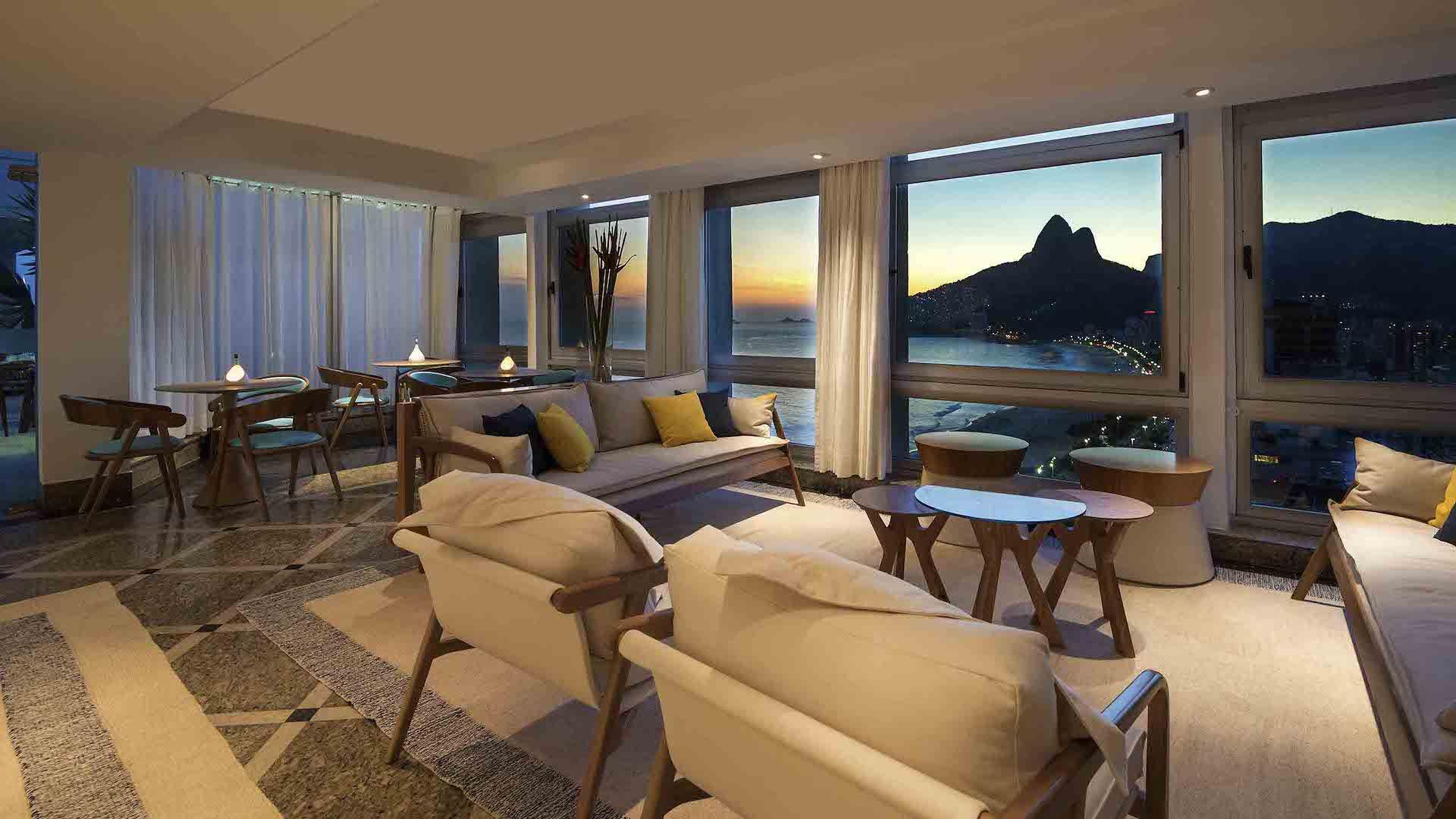 Dos destinos para disfrutar: Río de Janeiro y Termas de Río Hondo