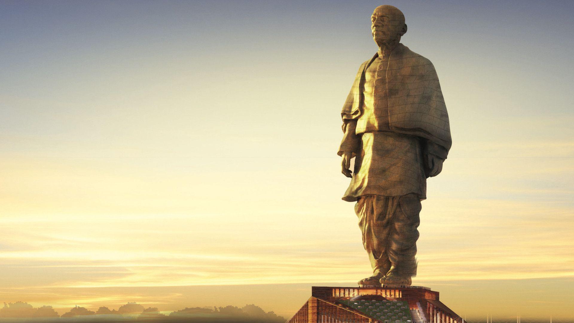 VIDEO Statue of Unity: esta es la nueva estatua más alta del mundo