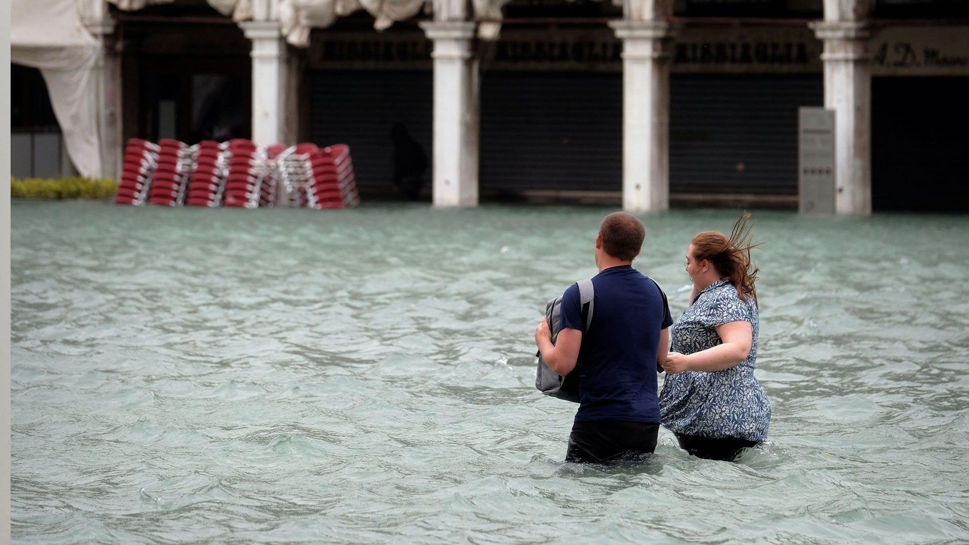 Inundaciones en Venecia. ¿Se puede viajar a la ciudad?