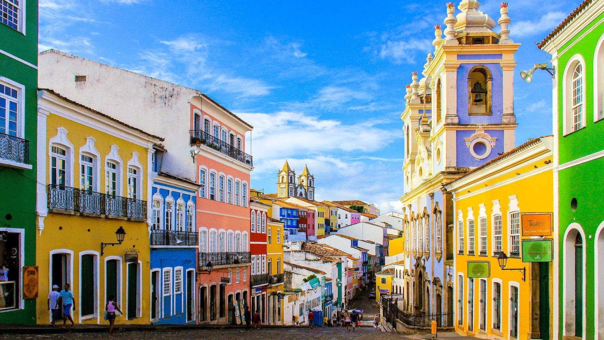 Cuatro barrios históricos de Latinoamérica para recorrer a pie