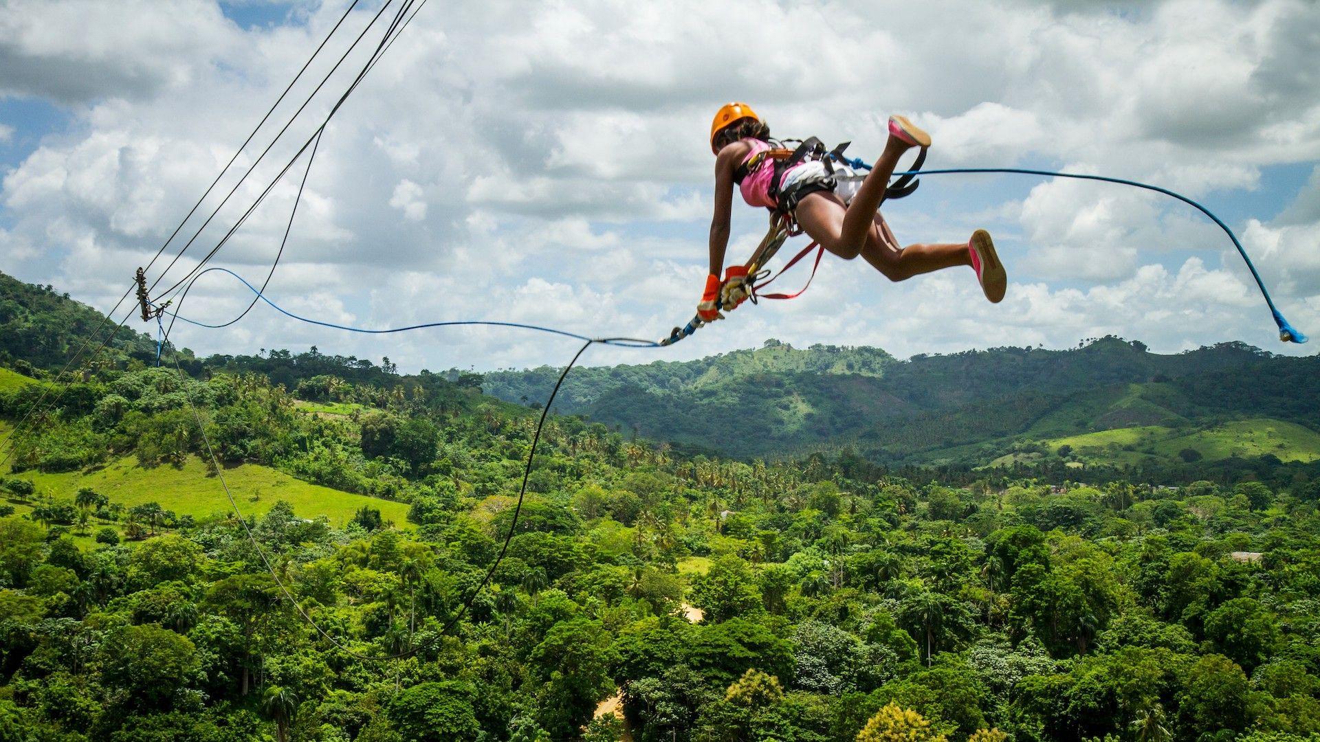 Diez actividades para aventureros en República Dominicana
