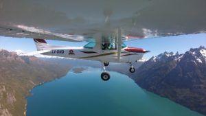 Paseos en avión por la Patagonia Argentina: vuelos desde Esquel