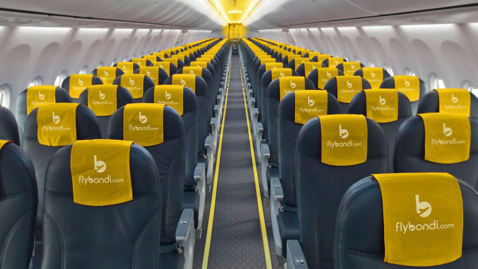 Flybondi lanza vuelos a $ 1 durante todo el día en Argentina