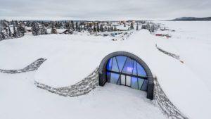 Los mejores iglúes y hoteles de hielo del mundo