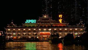 Así es Jumbo Kingdom, el restaurante flotante mas grande del mundo