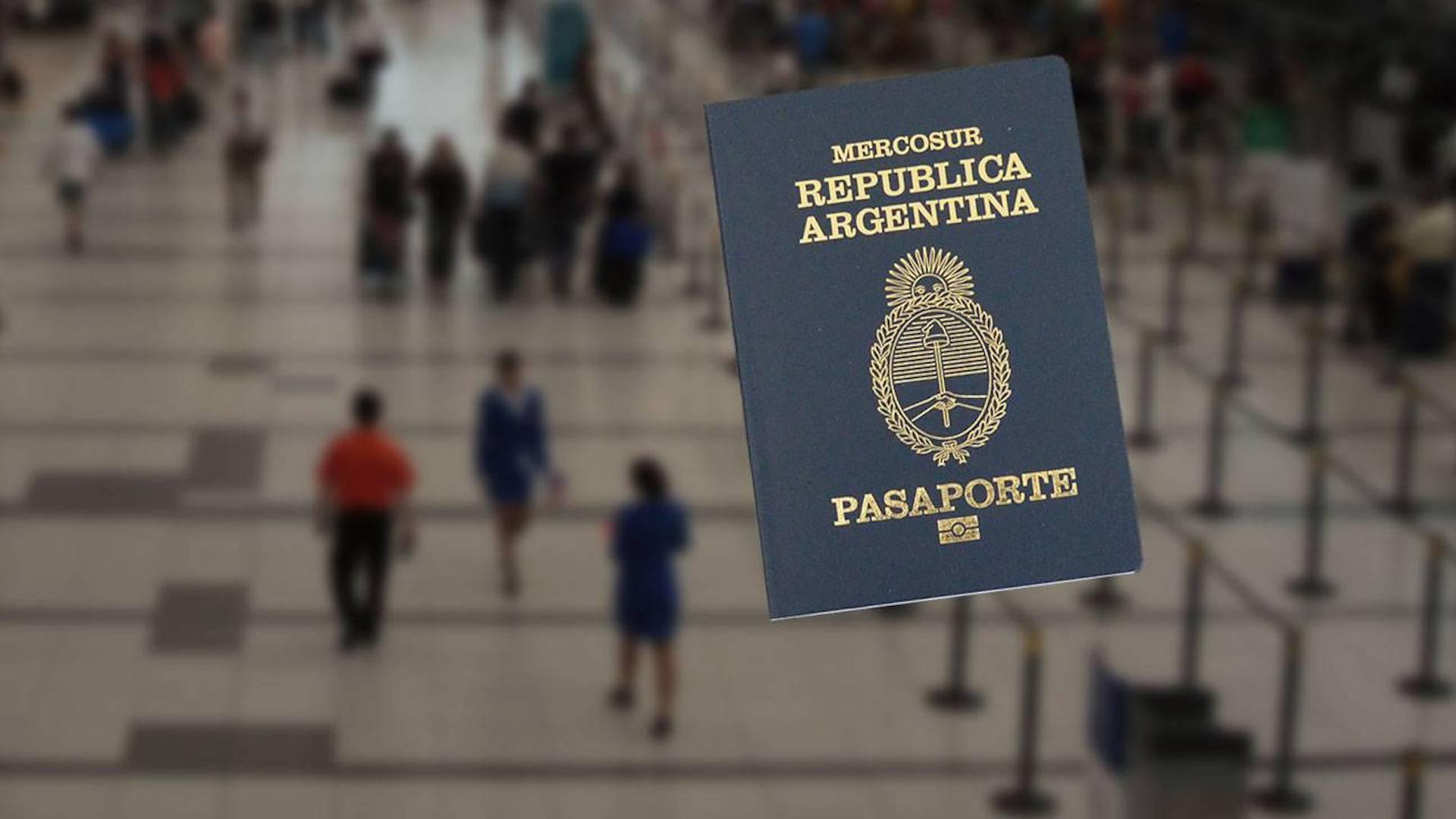 Pasaporte argentino: ¿a qué países se puede viajar sin visa?