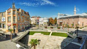 Así es Plovdiv, en Bulgaria, declarada como Capital Europea de la Cultura