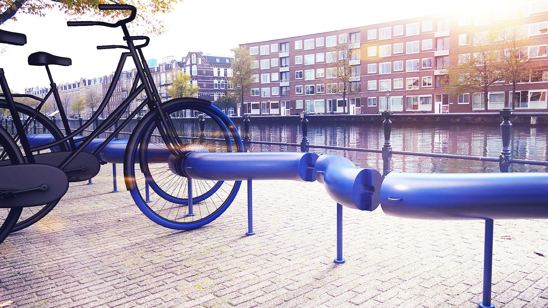 Cómo Ámsterdam le vuelve a dar valor a la bicicleta con nuevas reglas