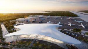 Rusia tendrá uno de los aeropuertos más lindos