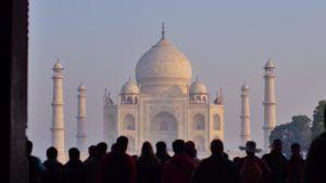Visitar el Taj Mahal ahora es más caro y hay limitaciones