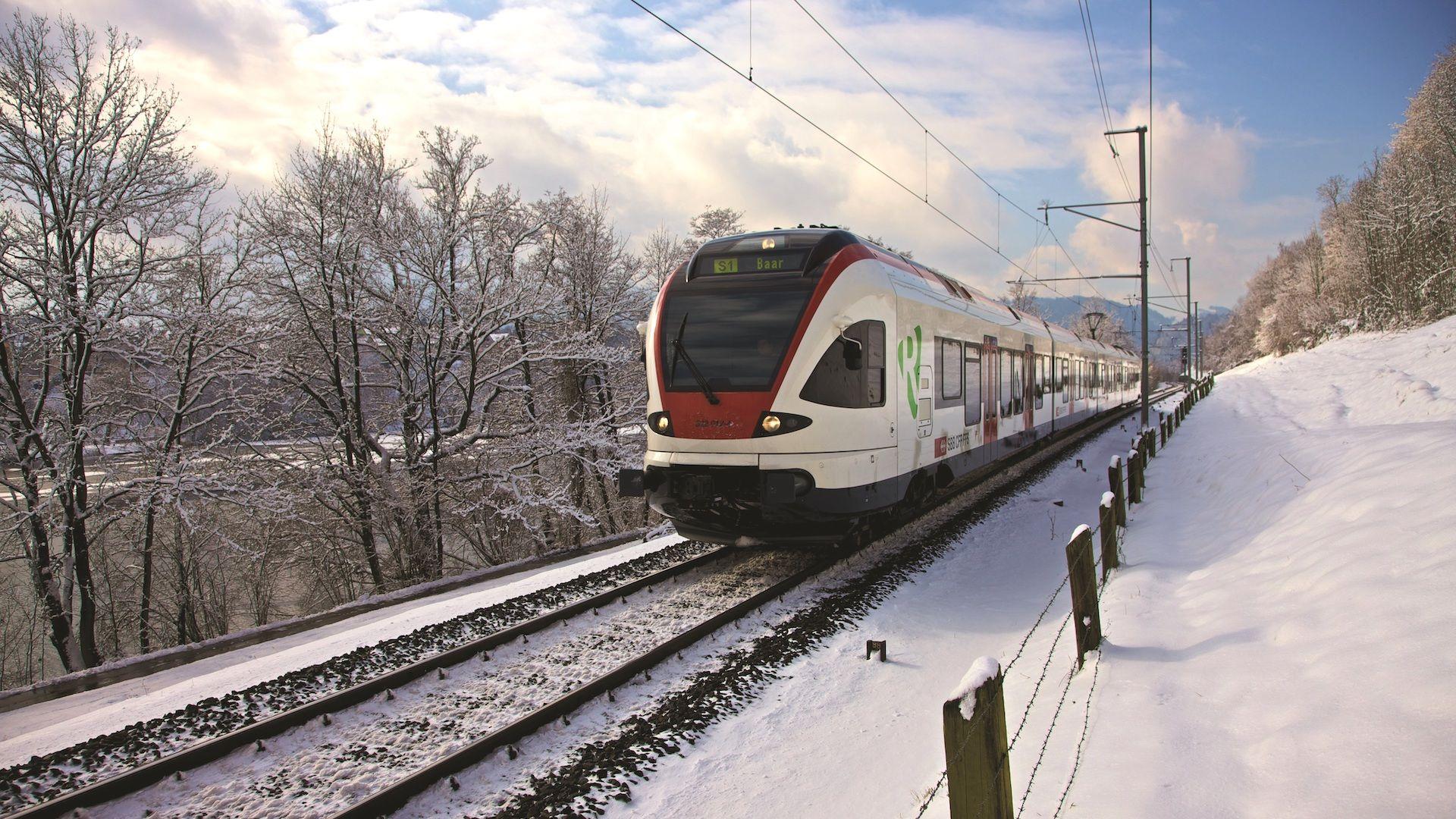 Las mejores propuestas para disfrutar del invierno en tren en Europa