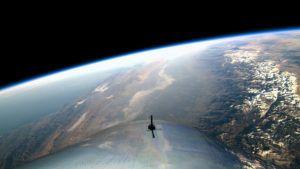 Los vuelos comerciales al espacio dan un paso histórico. ¿Cuánto costarán?