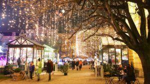 Tres ciudades europeas (no tradicionales) para disfrutar la Navidad