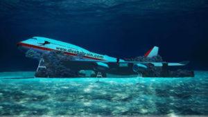 El parque submarino más grande del mundo tendrá un Boeing 747 bajo el agua