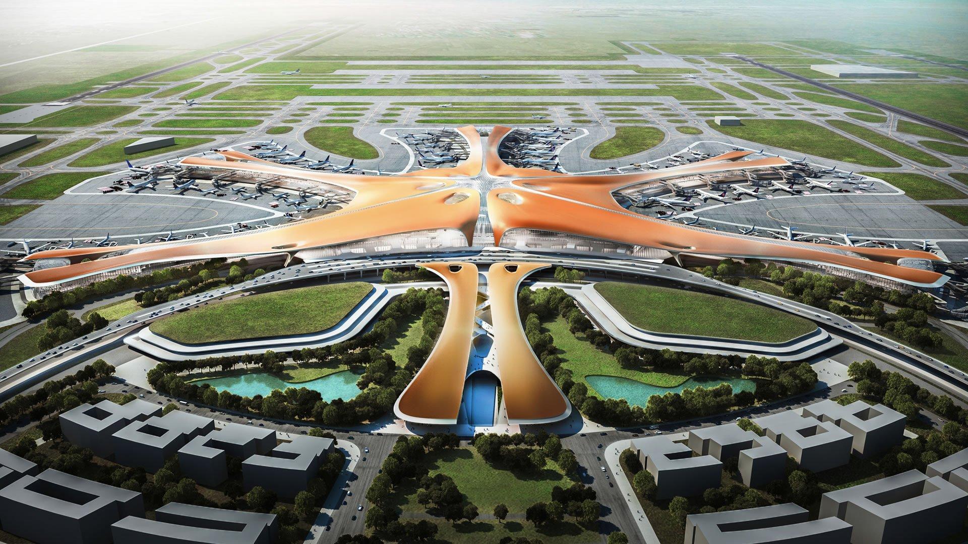 Cinco nuevos aeropuertos que inauguran en 2019