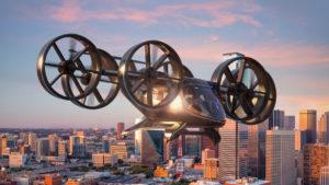 Así serán los taxis aéreos de Uber: imágenes