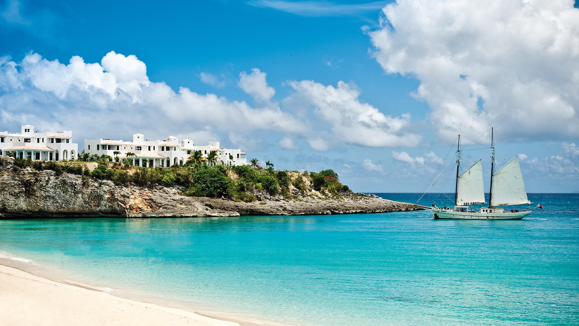 5 destinos románticos para pasar San Valentín en el Caribe