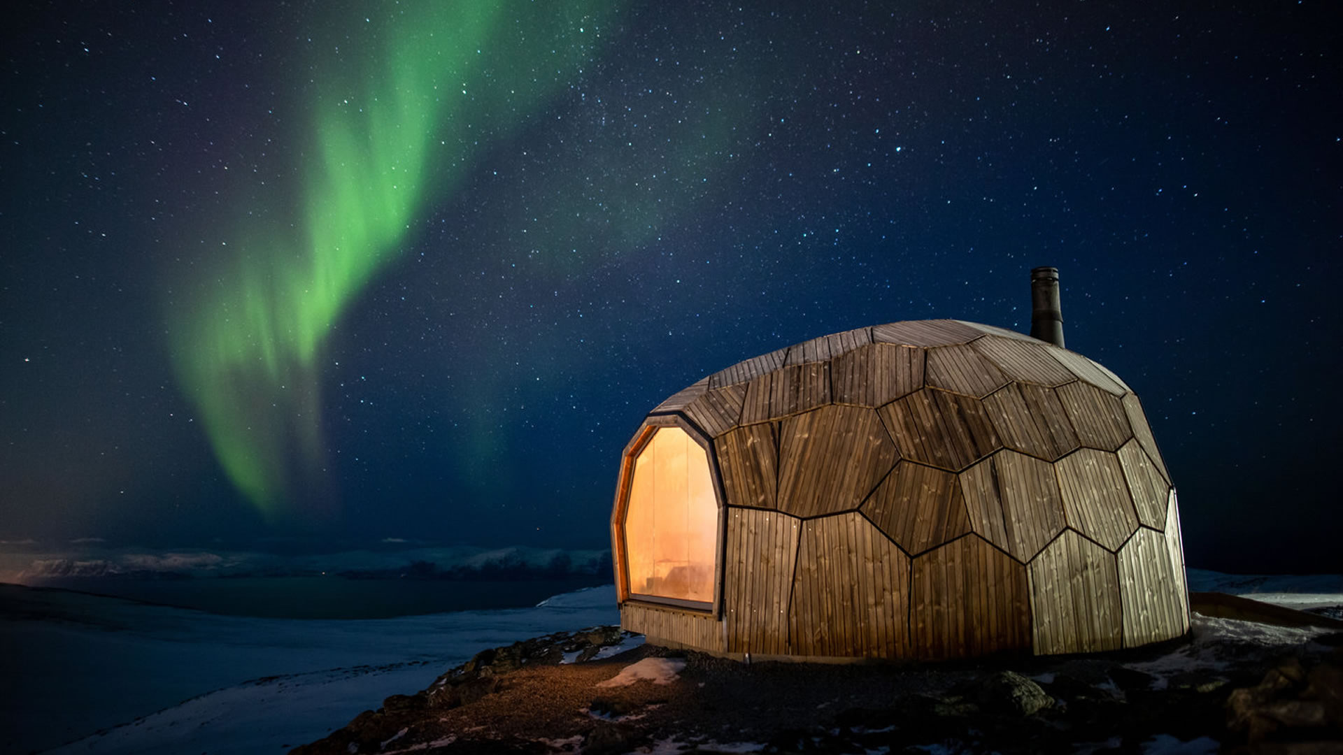 Las sorprendentes cabañas en Noruega en las que hay que alojarse