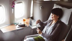 Pagar US$ 675 por un vuelo en primera clase de US$ 16.000 es posible