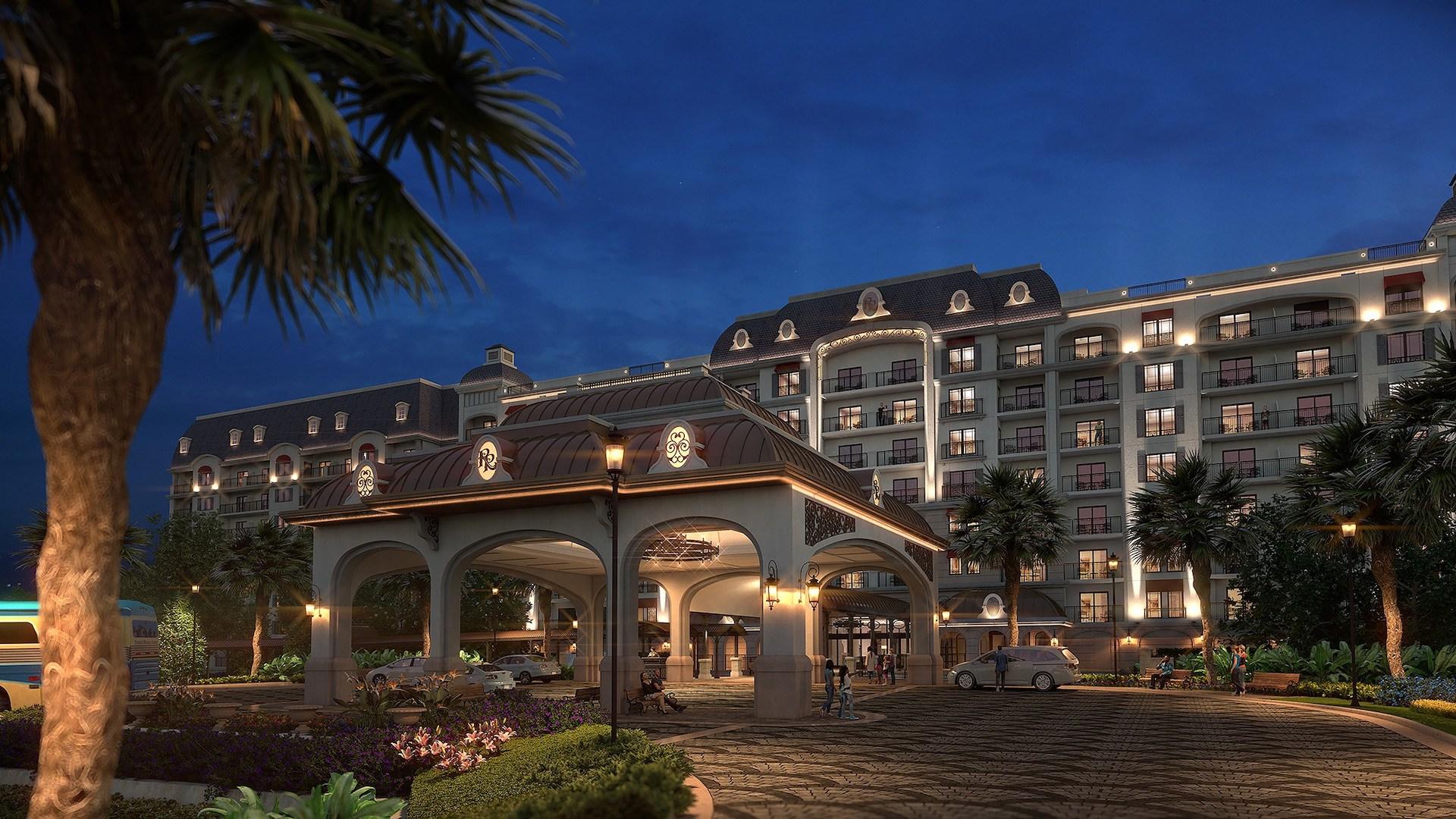 Abre en florida el nuevo hotel de Disney: Riviera Resort