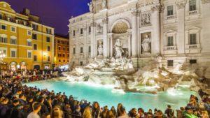 ¿A dónde van las monedas que arrojamos a la Fontana di Trevi?