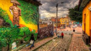 Cinco lugares favoritos para tomar fotos en Bogotá