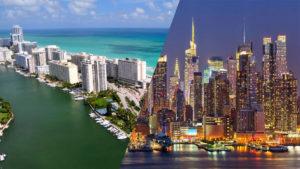 Las mejores y peores ciudades para trabajar en Estados Unidos