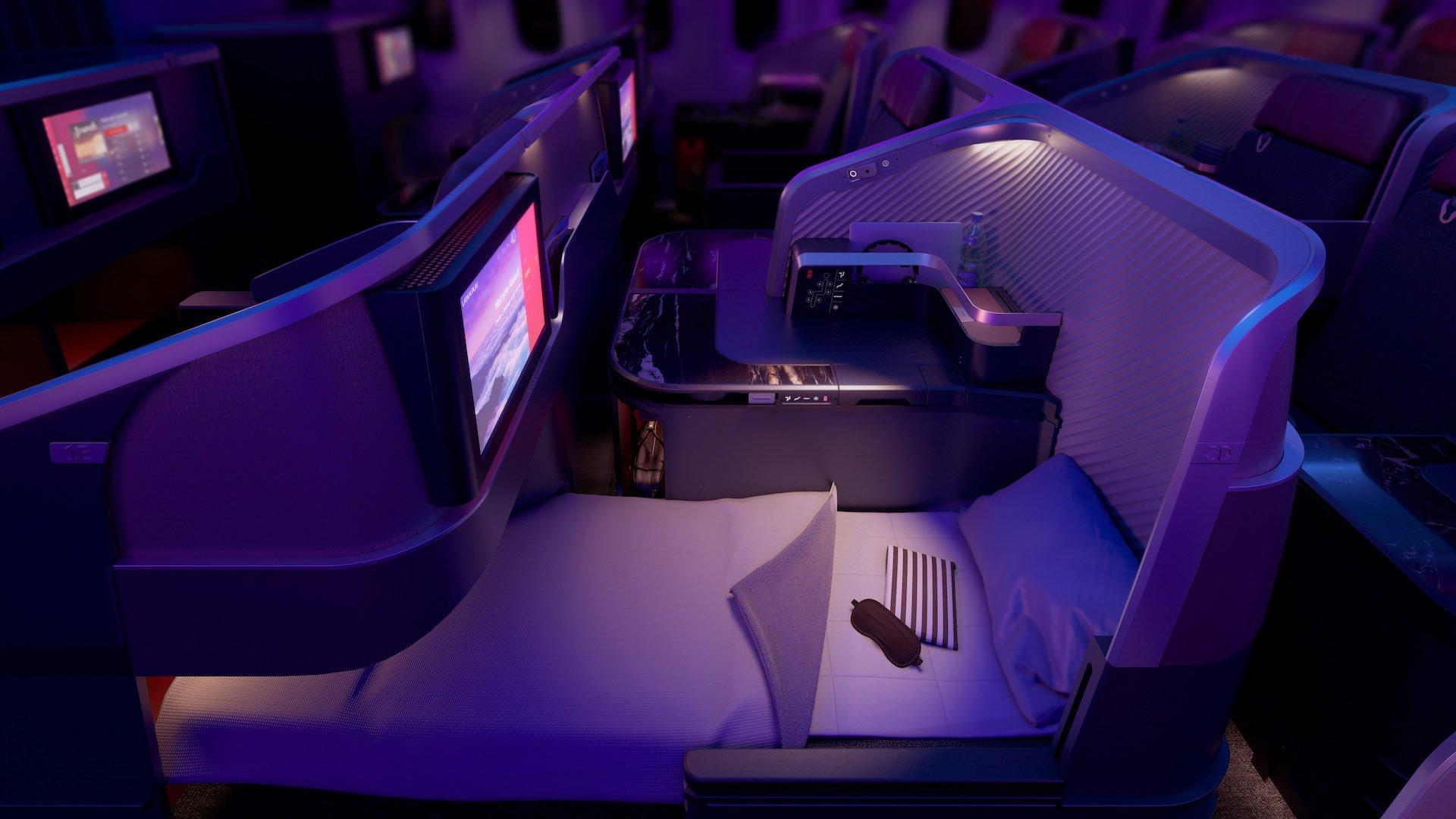 Estos son los nuevos los aviones de LATAM con cabinas renovadas
