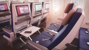 Así serán las nuevas cabinas Business y Turista de LATAM