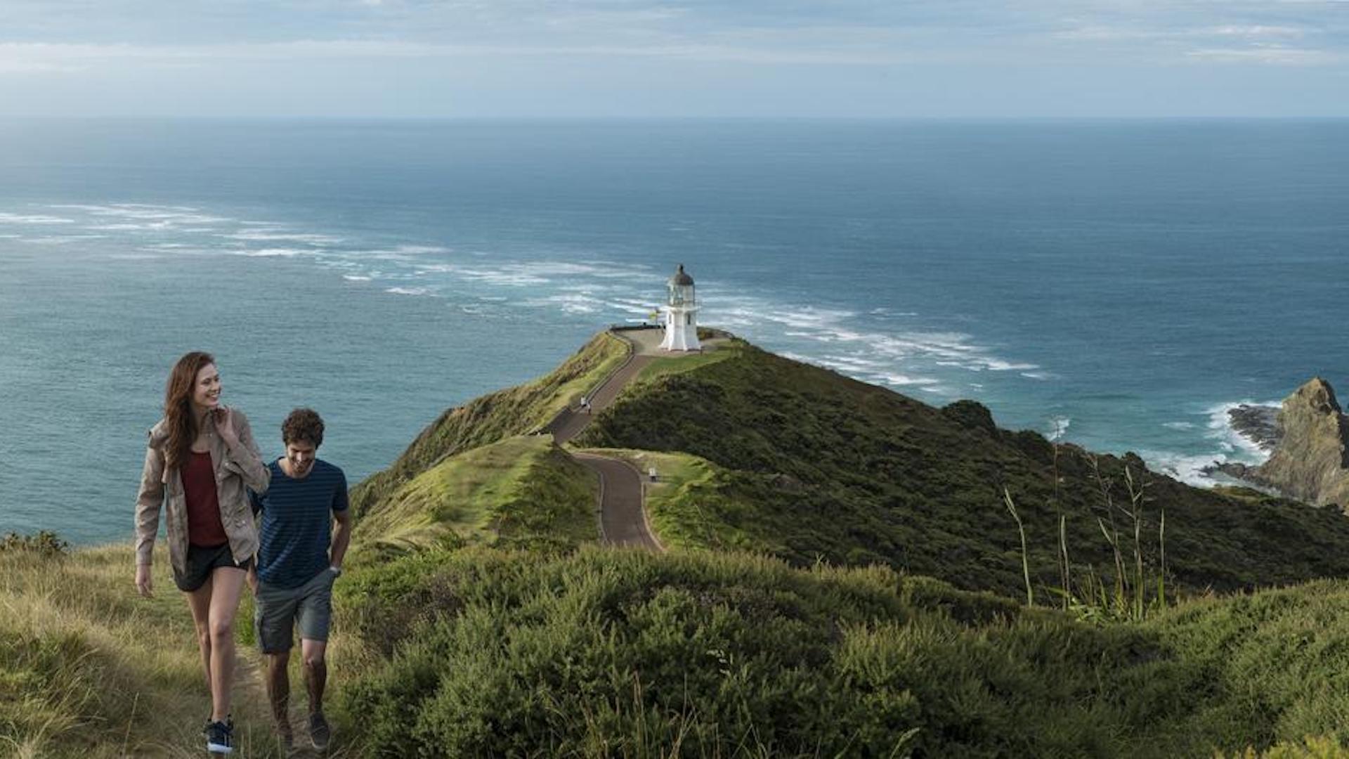 Las mejores propuestas al aire libre en Nueva Zelanda
