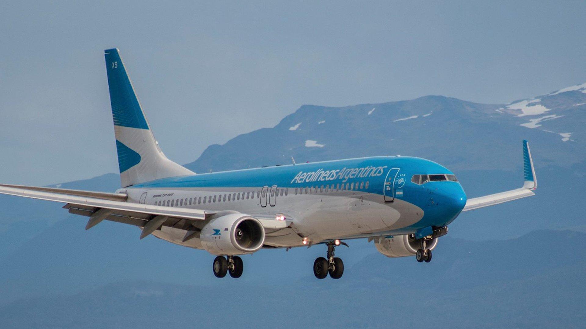 Así son los nuevos pasajes low-cost de Aerolíneas Argentinas