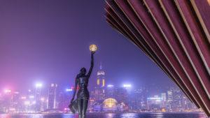 Como Nueva York, Hong Kong tiene su High Line: Avenue of Stars