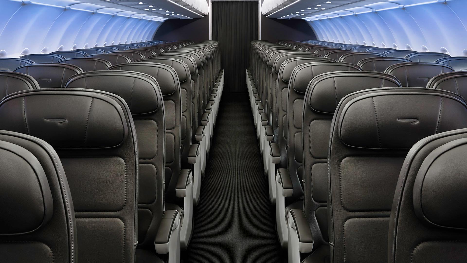 Dejan de limpiar los aviones entre vuelo y vuelo para acelerar los tiempos