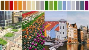 Los países más coloridos para viajar