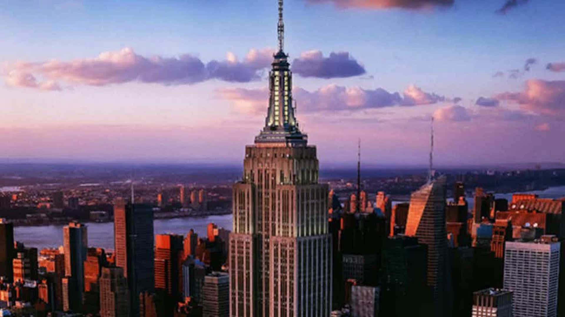 El concurso para subir (corriendo) el Empire State de Nueva York