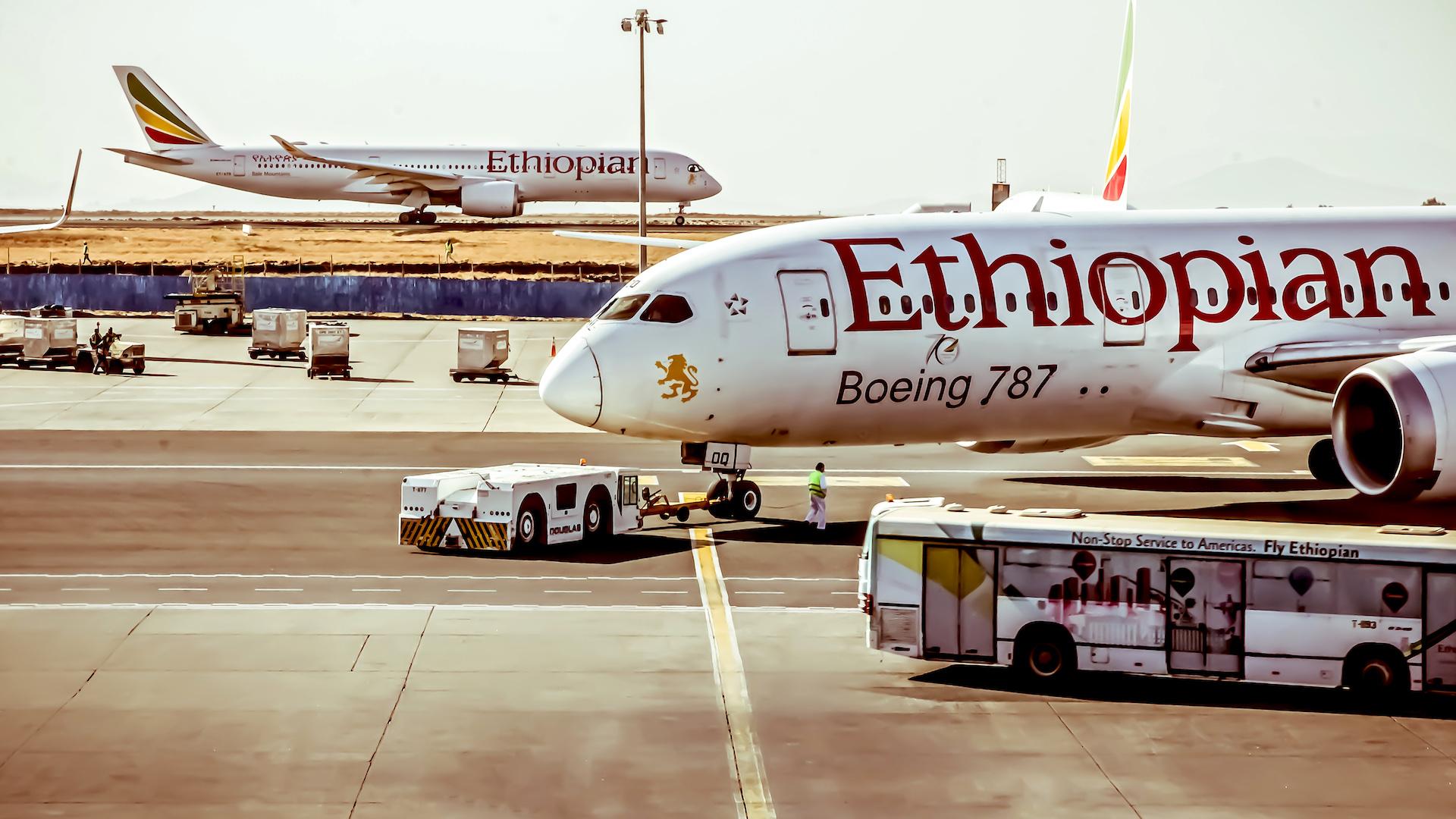 REVIEW ¿Cómo es volar en Cloud 9, la clase Ejecutiva de Ethiopian Airlines?