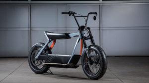 Así es el scooter eléctrico de Harley-Davison: video