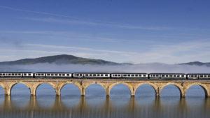 Así es el recorrido por España a bordo del tren Transcantábrico