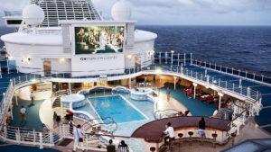 Así es el impresionante crucero Royal Princess: imágenes
