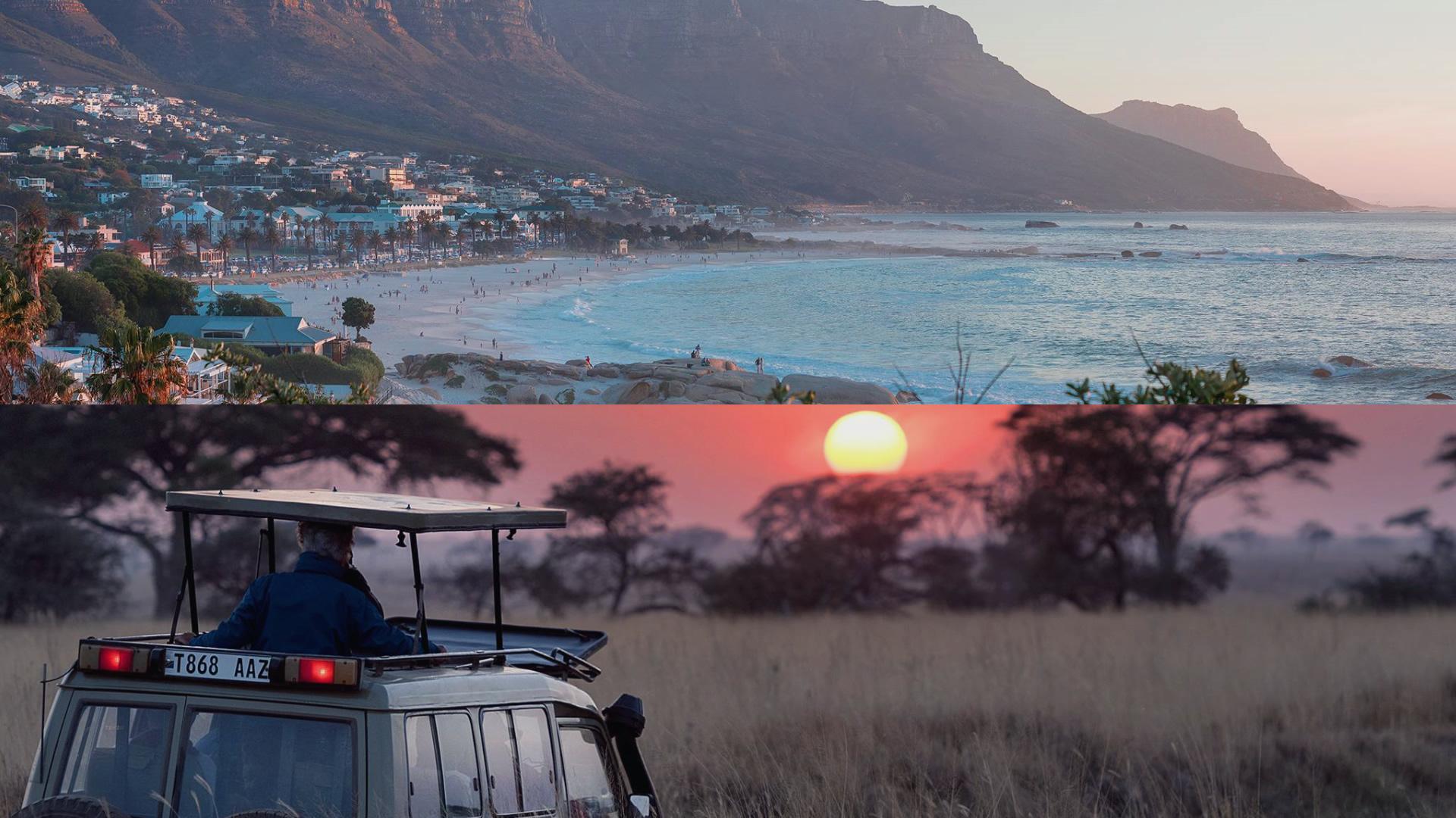 Un concurso nos lleva a viajar gratis por los 5 continentes por 50 días (con un extraño)