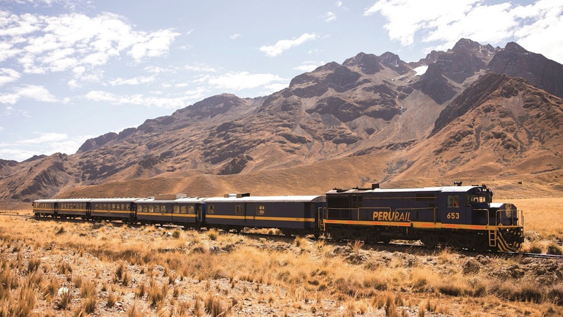 Propuestas para explorar Perú en tren la ruta Cusco, Titicaca y Arequipa