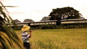 Cómo recorrer el Sudeste Asiático en tren