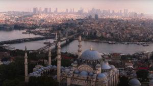 Turismo en Estambul: así se ve la ciudad en este gran aviso de Ridley Scott