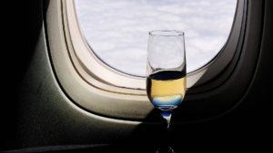 Las aerolíneas con los mejores vinos a bordo