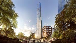 Este es el impresionante rascacielos 35 Hudson Yards en Nueva York