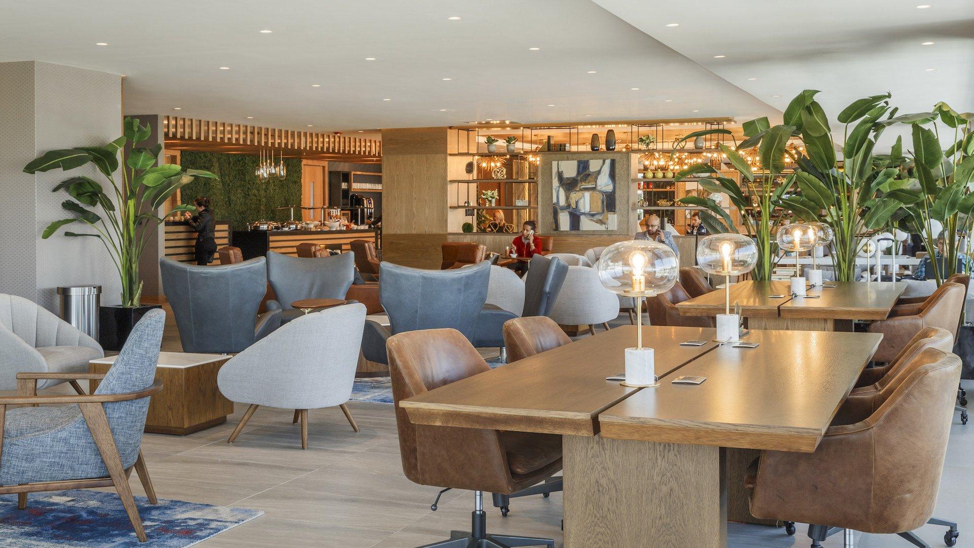 ¿Cuál es el mejor salón VIP en un aeropuerto del mundo?